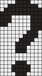 Alpha pattern #13623