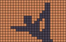 Alpha pattern #13627