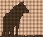 Alpha pattern #13628