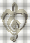 Alpha pattern #13635