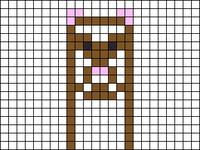 Alpha pattern #13637