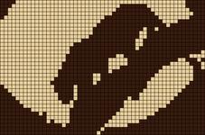 Alpha pattern #13639