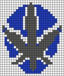 Alpha pattern #13649