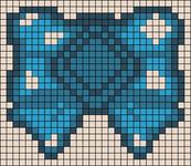 Alpha pattern #13653