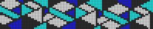 Alpha pattern #13655