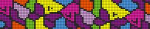 Alpha pattern #13656