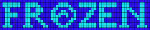 Alpha pattern #13660