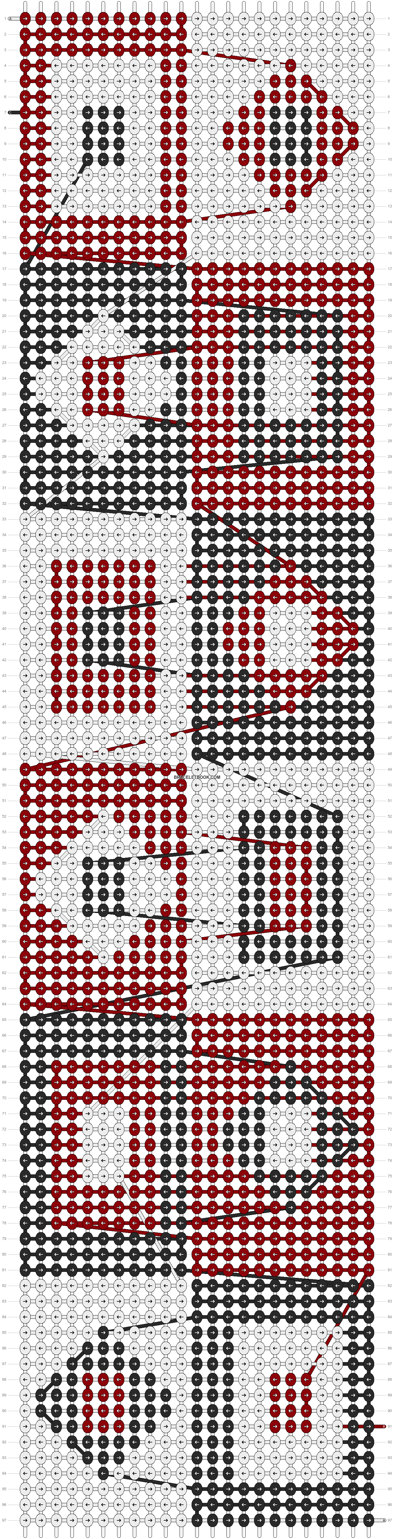 Alpha Pattern #13666 added by qwazy2