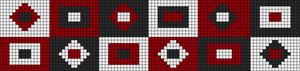 Alpha pattern #13666