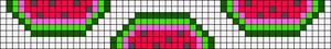 Alpha Friendship Bracelet Pattern #13668
