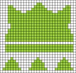 Alpha pattern #13671