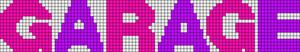 Alpha pattern #13679