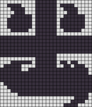 Alpha pattern #13685