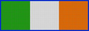 Alpha Friendship Bracelet Pattern #13688