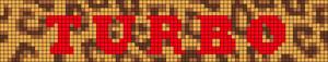 Alpha pattern #13692