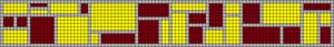 Alpha Friendship Bracelet Pattern #13693