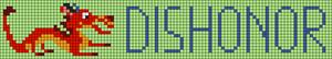 Alpha pattern #13700