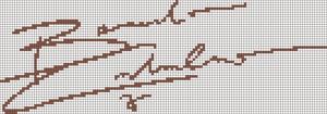 Alpha pattern #13702