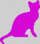 Alpha pattern #13709