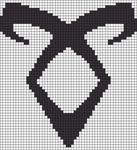 Alpha pattern #13712