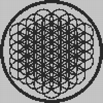 Alpha pattern #13724