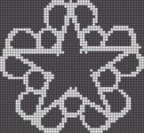 Alpha pattern #13732