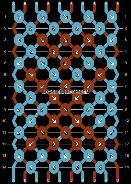 Normal pattern #13733 pattern