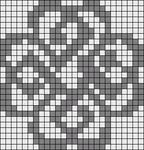 Alpha pattern #13736