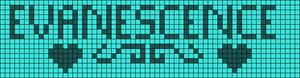 Alpha Friendship Bracelet Pattern #13737