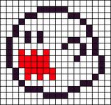 Alpha pattern #13740