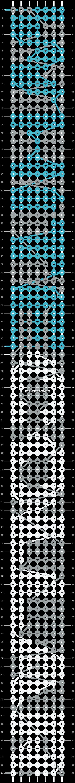 Alpha pattern #13744 pattern