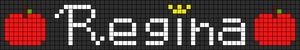 Alpha pattern #13746