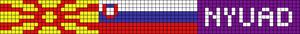 Alpha pattern #13763