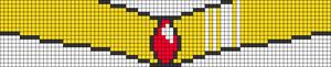 Alpha Friendship Bracelet Pattern #13765
