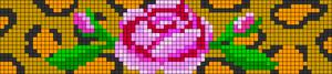 Alpha Friendship Bracelet Pattern #13771