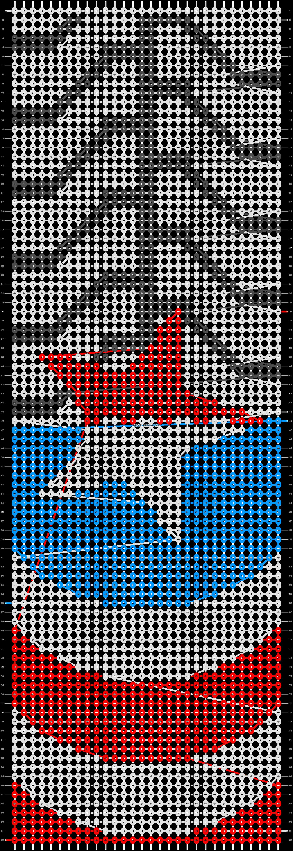 Alpha pattern #13777 pattern