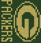 Alpha pattern #13787