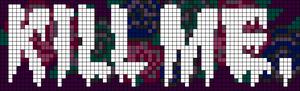 Alpha pattern #13790