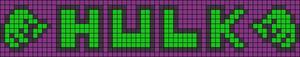 Alpha pattern #13791