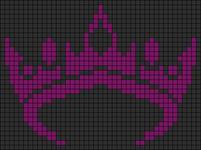 Alpha Friendship Bracelet Pattern #13805