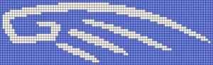 Alpha pattern #13806