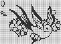Alpha Friendship Bracelet Pattern #13811