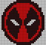 Alpha pattern #13816