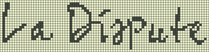 Alpha pattern #13818