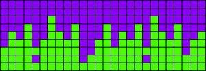 Alpha pattern #13822