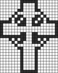 Alpha pattern #13830