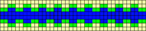 Alpha pattern #13831