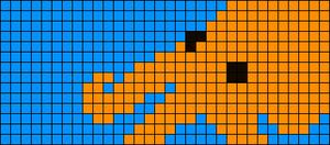 Alpha Friendship Bracelet Pattern #13832