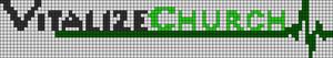 Alpha pattern #13844