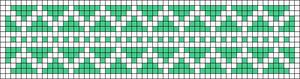 Alpha pattern #13845